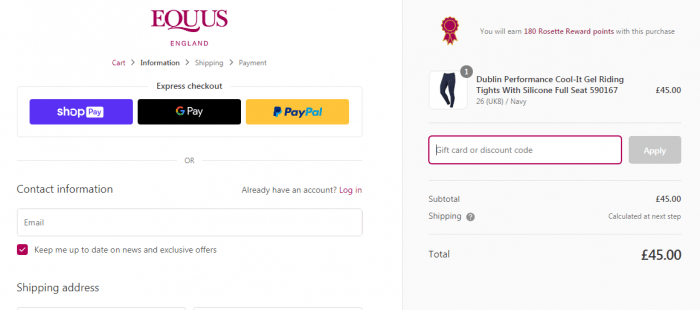 How to Get Benefits from Shopping at Equus